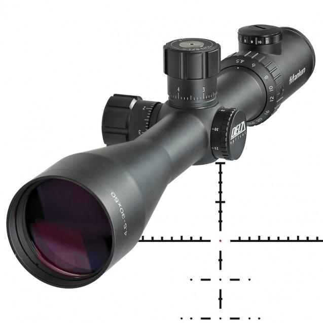 Delta Titanium 4,5-30x50 SF MCZ II