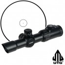 UTG 1-4,5x28 Accushot Tactical CQB Circle-Dot