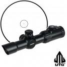 UTG 1-8x28 MRC Scope Circle-Dot