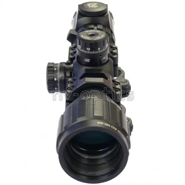 UTG 3-9x32 Compact AO EZ-Tap
