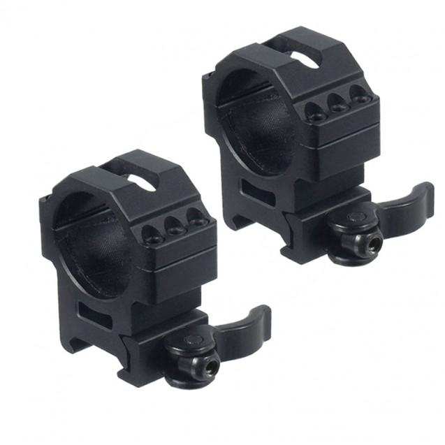 QD 2D M 30mm Picatinny/Weaver 6Šr