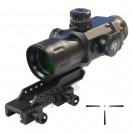 UTG T4 Prismatic 4x32 T-Dot