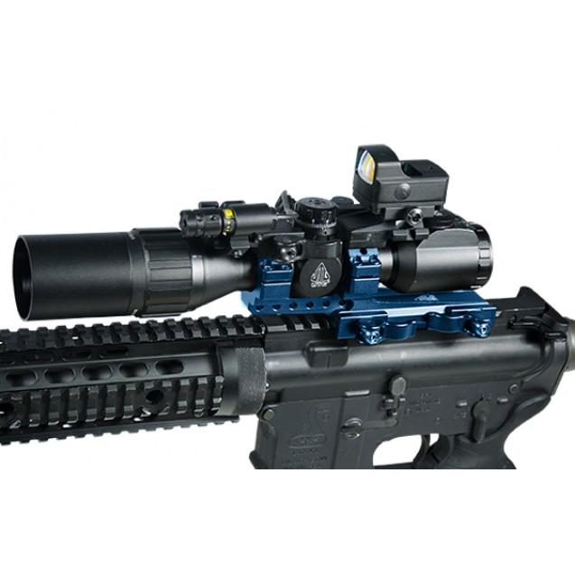 """QD 1D 1"""" Picatinny/Weaver Offset 4Šr M1S35070R2"""