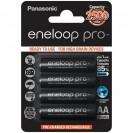 Akumulátory Panasonic Eneloop Pro 2550mAh 4ks