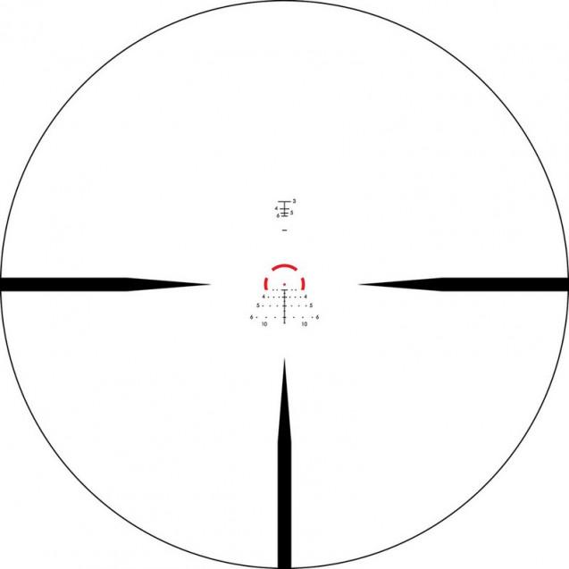 Vortex Strike Eagle II 1-6x24 AR-BDC3
